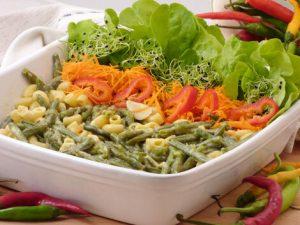 Zöldbab-vegán-szószban-Kép: bulkshop
