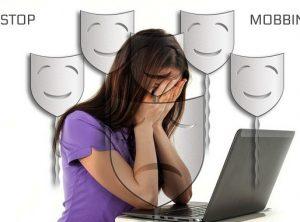 Internetes zaklatás, Kép: pixabay