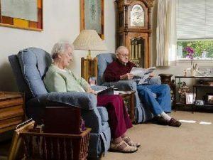 Idősek egy szobában: Kép: felejtek.hu