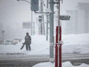 Jeges, városi út, Kép: pxhere