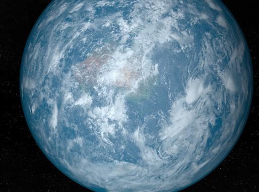 A Föld az űrből, Kép: publicdomainpictures