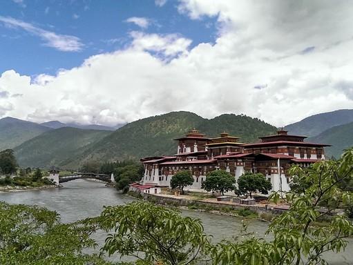 Bhután, Kép: pixabay