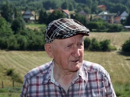 Gyuri bácsi túra közben, Kép: gyorgytea
