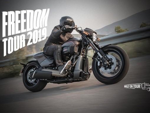 Harley-Davidson motoros, Kép sajtóanyag