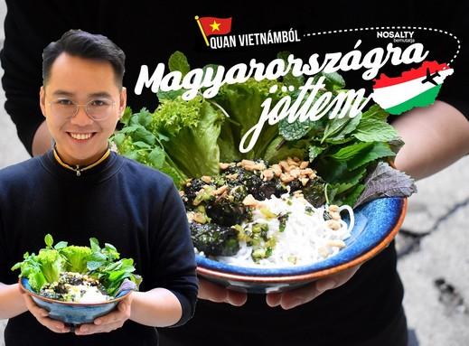 Magyarországra jöttem első epizód, Quan, Kép: Nosalty