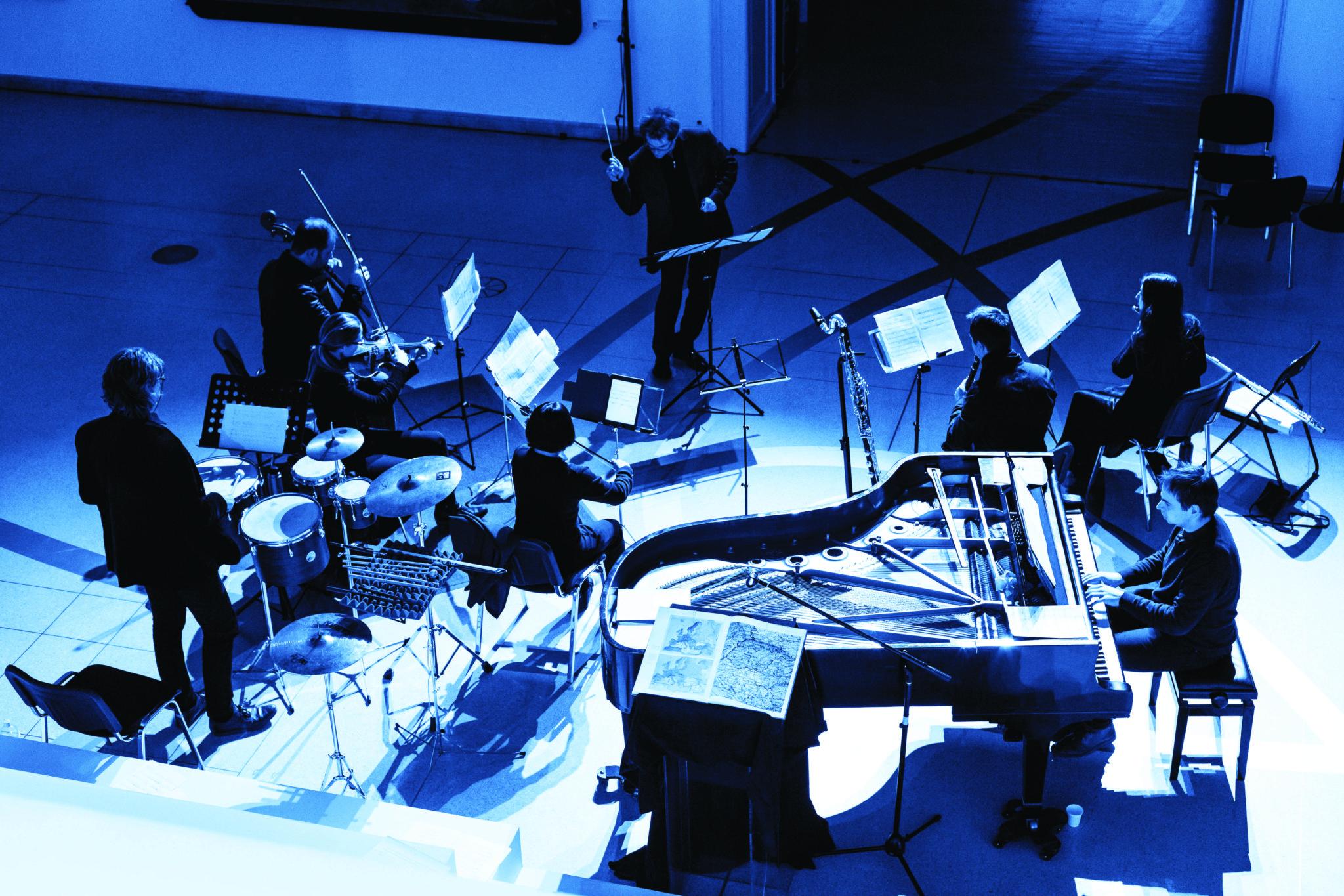 Metrum Ensemble, Kép: Kocsány Kornél