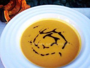 Sütőtökös leves Kép: Pammer-Lívia