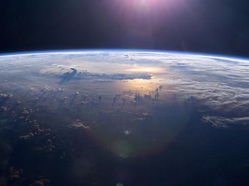 A Kék bolygó, filmkocka, Kép: wikipedia