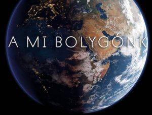 A Mi Bolygónk, könyvborító, Kép: libri