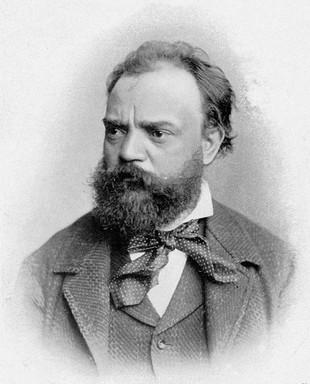 Antonin Dvorak, Kép: wikipedia