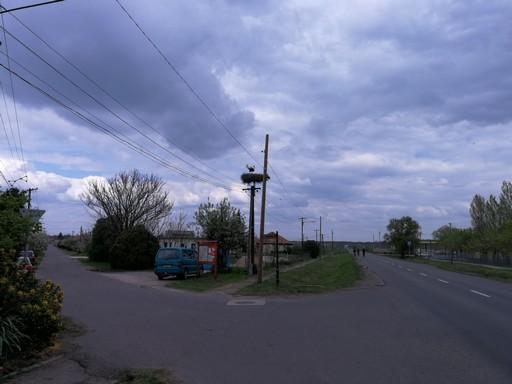 Döme után Janka is megérkezett Újszászra, Kép: László Márta