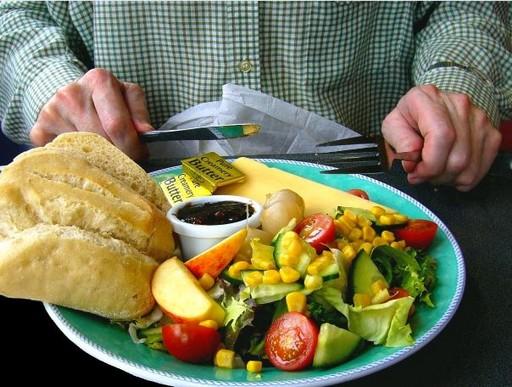 Egészséges étkezés, Kép: pxhere