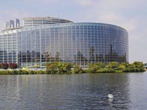 Európai Parlament, Strasbourg, Kép: pixabay