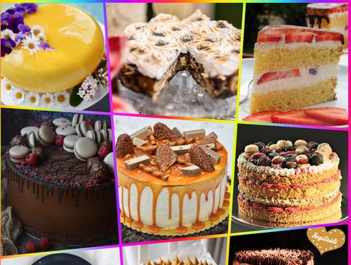 Ezekre a sütikre is licitálhatsz, Kép: segítsüti