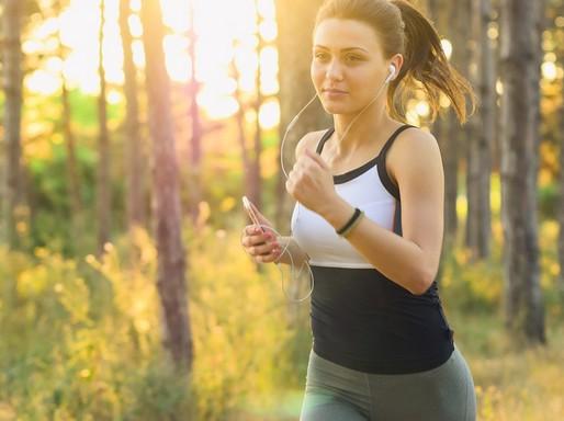 Futó nő, Kép: sajtóanyag