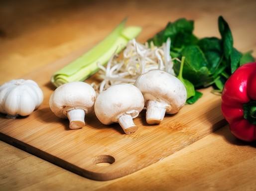 Gombák, csírák, egészséges alapanyagok, Kép: NaturMed Hotel Carbona