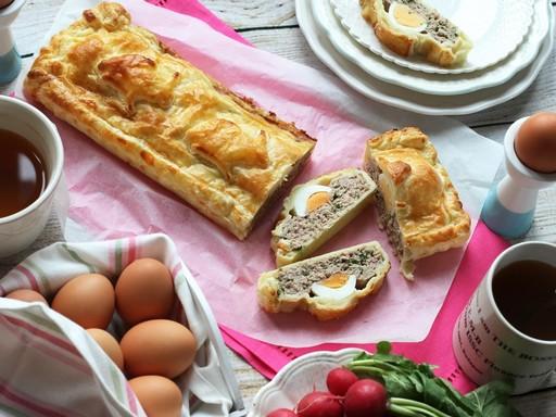 Húsvéti pite, Kép: Gallicoop
