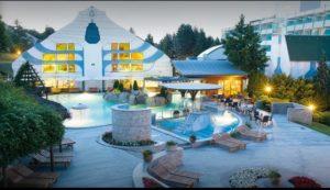 Hévíz, Kép: NaturMed Hotel Carbona