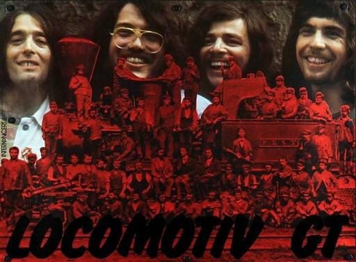 Locomotiv GT plakát, Kép: sajtóanyag
