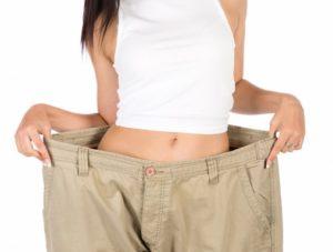 Nő diéta után, Kép: publicdomainpictures