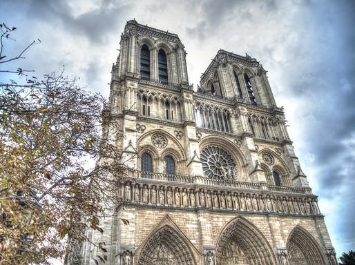 Notre Dame, Kép: pixabay