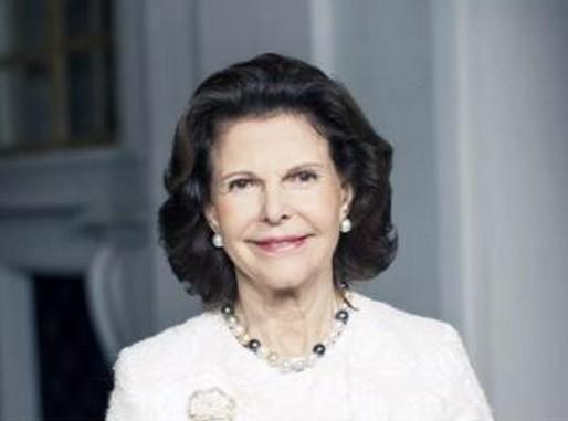 Szilvia svéd királyné, Kép: felejtek.hu
