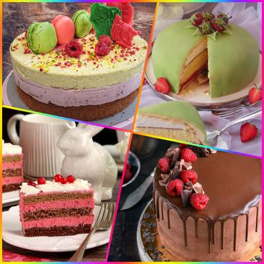 Tortaparádé, Kép: segítsüti