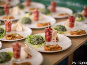 Ízelítő a pécsi egyetemisták receptjeiből, Kép: Csortos Szabolcs, UnivPécs