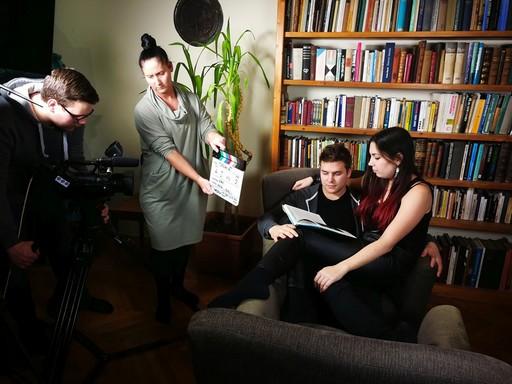 Önvédelmi klipp filmforgatás, Kép: sajtóanyag