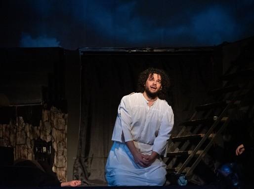 Endrei Tamás a Jézus Krisztus Szupersztárban, Kép: Farkas Dávid