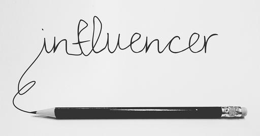 Influencer, felirat, Kép: pixabay