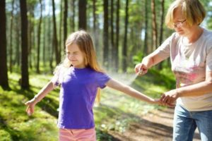 Kullancscsípés elleni védekezés, Kép: sajtóanyag