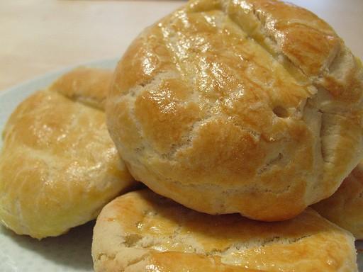 Túrós pogácsa, Kép: wikipedia