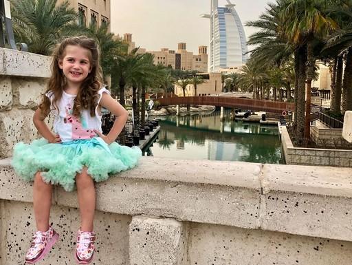 Zorka Dubajban, Kép: sajtóanyag