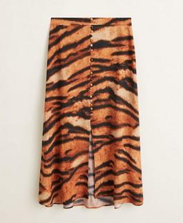 Állatmintás bővülő szoknya, Kép: fashiondays.hu