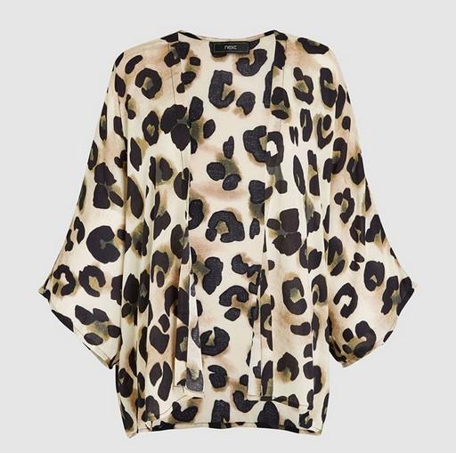 Állatmintás kimonó, Kép: fashiondays.hu