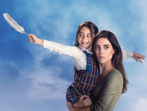 Anya, török sorozat, reklám, Kép: tv2