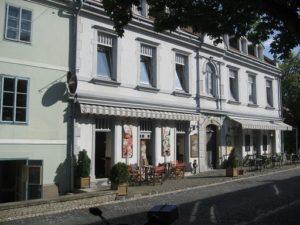 Balatonfüred, Blaha Lujza utca, Kép: wikimedia