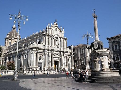 Catania, Kép: wikimedia