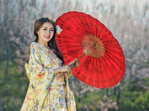 Keleti szépség, Kép: pixabay
