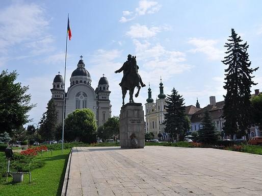 Marosvásárhely, Kép: wikimedia