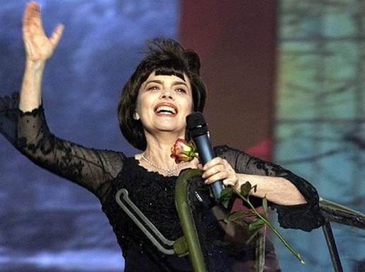 Mireille Mathieu, Kép: wikimedia