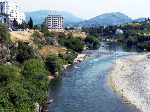 Podgorica, Kép: pixabay