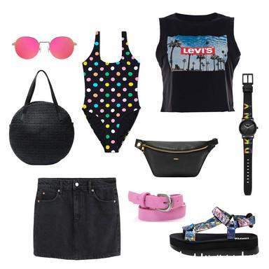 Sportos és neon, Kép: fashion days