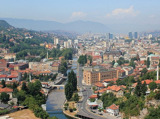 Szarajevó, Kép: wikipedia