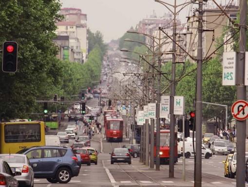 Városi közlekedés, Kép: pixnio