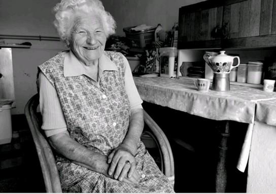 Wisdom in her smile, Kép: Pávó Réka