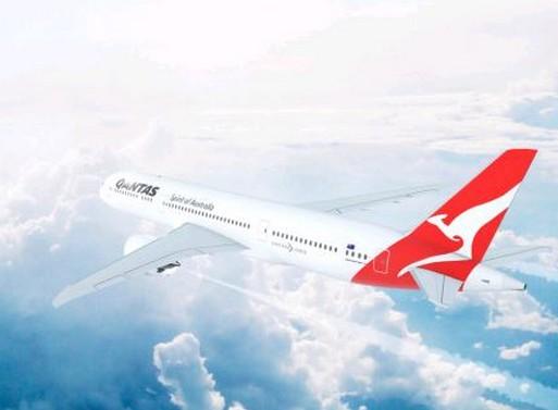 A Qantas 787-9 Dreamlinere depositphotos.com