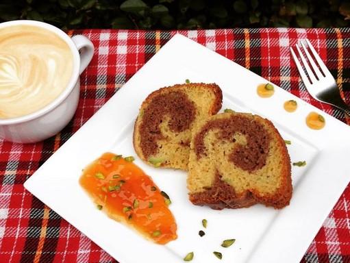 Gyömbéres narancsos kuglóf, Kép: Pammer Lívia