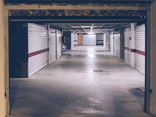 Földalatti garázs, Kép: pexels